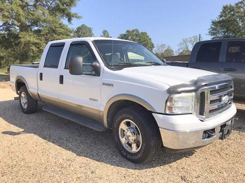 2005 Ford F-250 Super Duty for sale in Laurel, MS