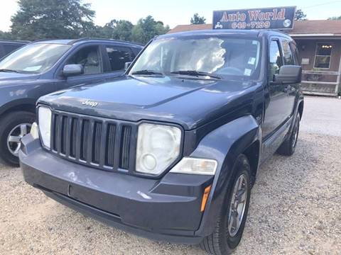 2008 Jeep Liberty for sale in Laurel, MS