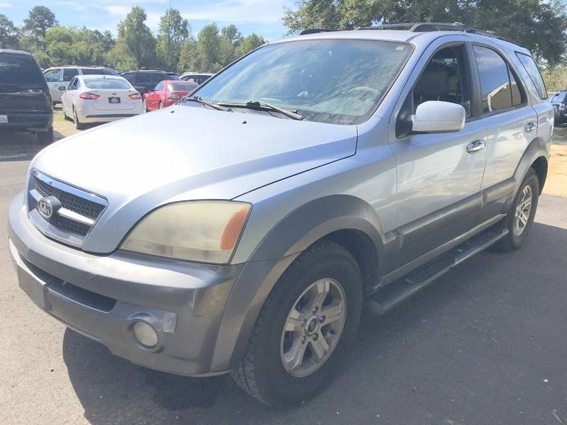 2004 Kia Sorento For Sale At Auto World In Laurel MS