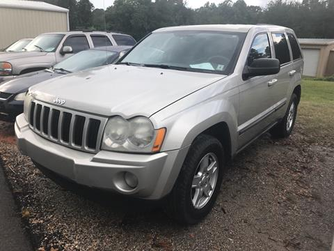 2007 Jeep Grand Cherokee for sale in Laurel, MS