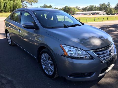 2013 Nissan Sentra for sale in Laurel, MS