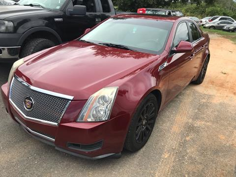 2008 Cadillac CTS for sale in Laurel, MS