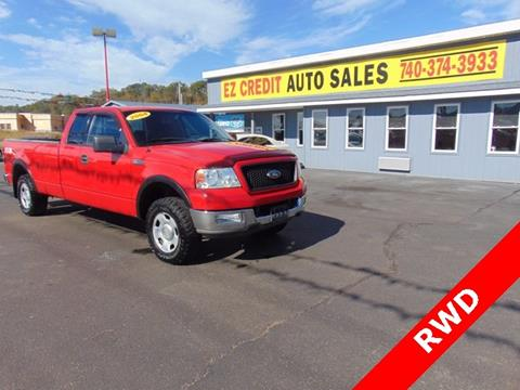 2004 Ford F-150 for sale in Marietta, OH