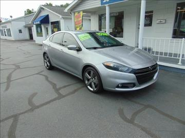 2014 Dodge Dart for sale at Pioneer Family Preowned Autos in Williamstown WV