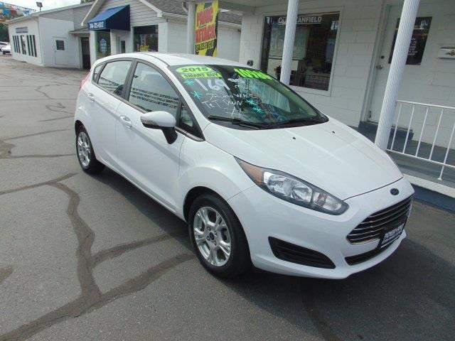 2015 Ford Fiesta for sale at Pioneer Family Preowned Autos in Williamstown WV