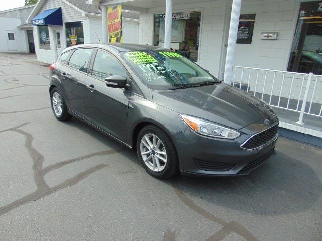 2015 Ford Focus for sale at Pioneer Family Preowned Autos in Williamstown WV