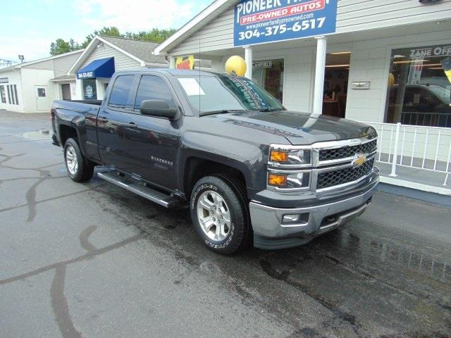 2014 Chevrolet Silverado 1500 for sale at Pioneer Family Preowned Autos in Williamstown WV