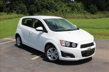 2016 Chevrolet Sonic for sale at Pioneer Family Preowned Autos in Williamstown WV