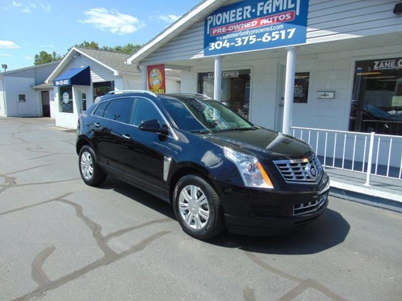 2015 Cadillac SRX for sale at Pioneer Family Preowned Autos in Williamstown WV