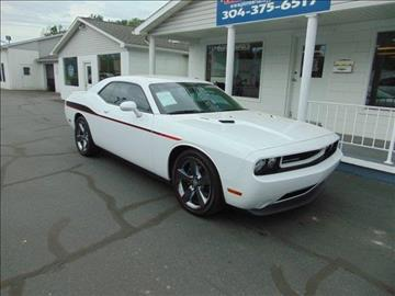 2014 Dodge Challenger for sale at Pioneer Family Preowned Autos in Williamstown WV