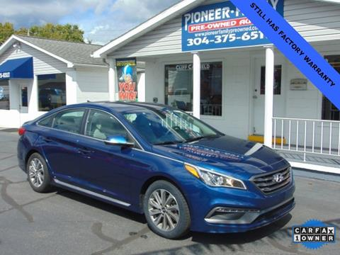 2015 Hyundai Sonata for sale in Williamstown, WV