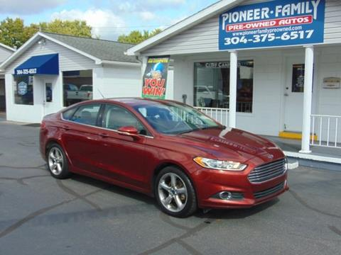2014 Ford Fusion for sale in Williamstown, WV