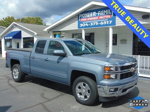 2015 Chevrolet Silverado 1500 for sale in Williamstown, WV