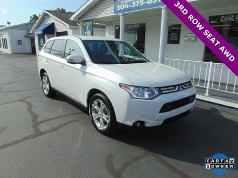 2014 Mitsubishi Outlander for sale at Pioneer Family Preowned Autos in Williamstown WV