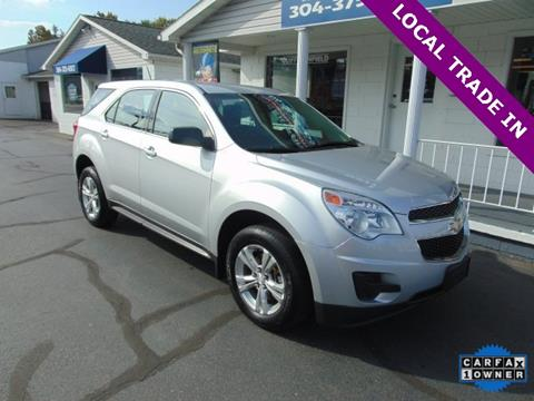 2015 Chevrolet Equinox for sale at Pioneer Family Preowned Autos in Williamstown WV