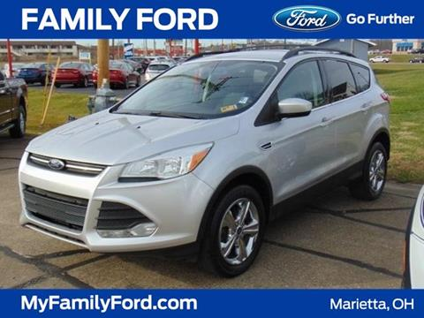 2013 Ford Escape for sale in Williamstown, WV