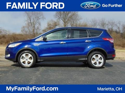 2014 Ford Escape for sale in Williamstown, WV
