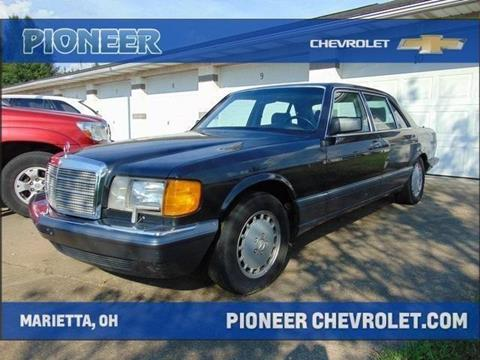 1990 Mercedes-Benz 560-Class for sale in Williamstown, WV