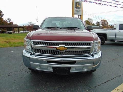 2013 Chevrolet Silverado 1500 for sale in Williamstown, WV