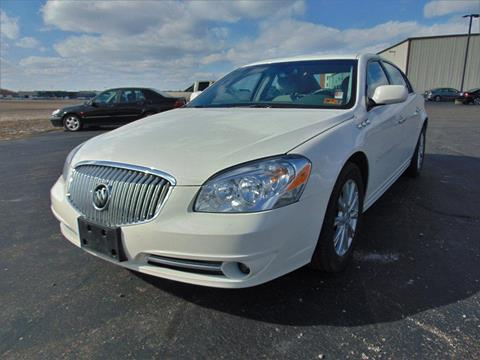 2010 Buick Lucerne for sale in Williamstown, WV
