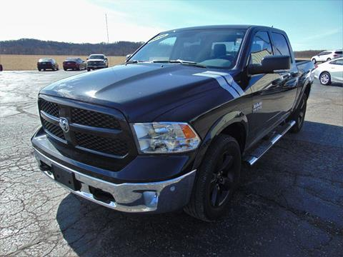 2016 RAM Ram Pickup 1500 for sale in Williamstown, WV