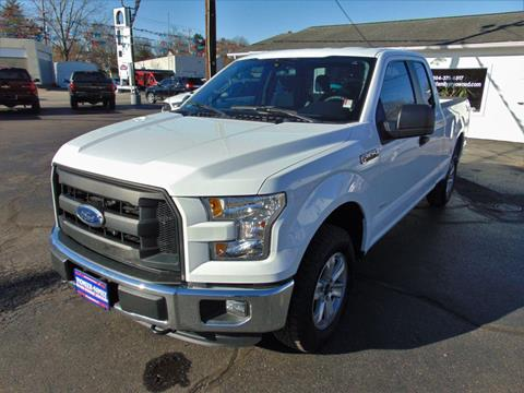 2016 Ford F-150 for sale in Williamstown, WV