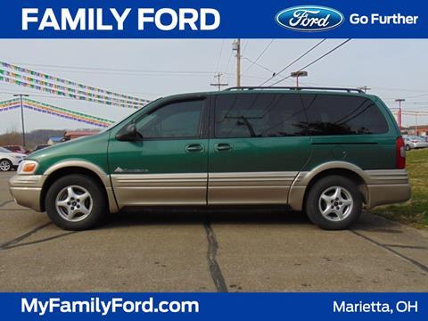 1999 Pontiac Montana for sale in Williamstown, WV