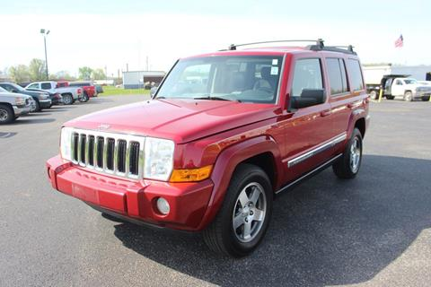 2010 Jeep Commander for sale in Williamstown, WV