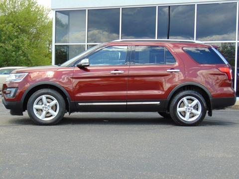 2016 Ford Explorer for sale in Williamstown, WV