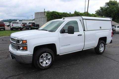 2014 Chevrolet Silverado 1500 for sale in Williamstown, WV