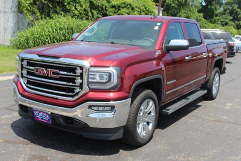 2016 GMC Sierra 1500 for sale in Williamstown, WV