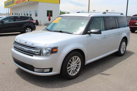 2015 Ford Flex for sale in Williamstown, WV