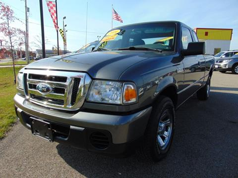 2009 Ford Ranger for sale in Williamstown, WV