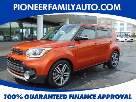 2018 Kia Soul for sale at Pioneer Family Preowned Autos in Williamstown WV