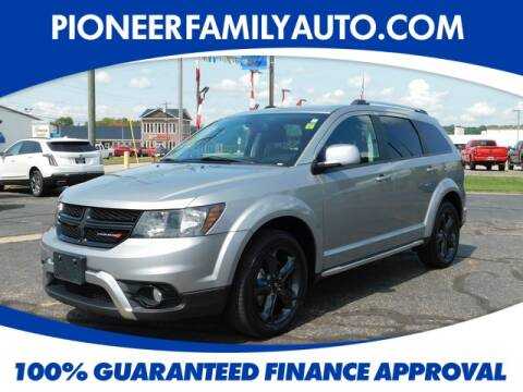 2019 Dodge Journey for sale at Pioneer Family Preowned Autos in Williamstown WV