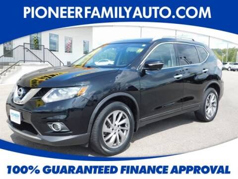2014 Nissan Rogue for sale at Pioneer Family Preowned Autos in Williamstown WV