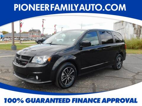 2019 Dodge Grand Caravan for sale at Pioneer Family Preowned Autos in Williamstown WV