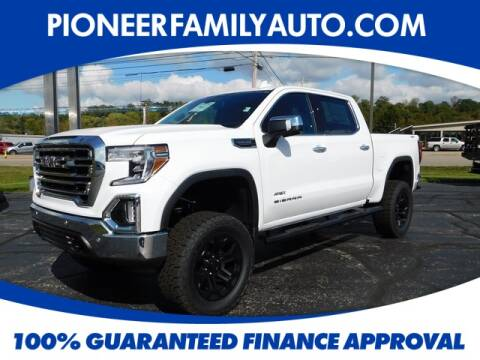 2020 GMC Sierra 1500 for sale at Pioneer Family Preowned Autos in Williamstown WV