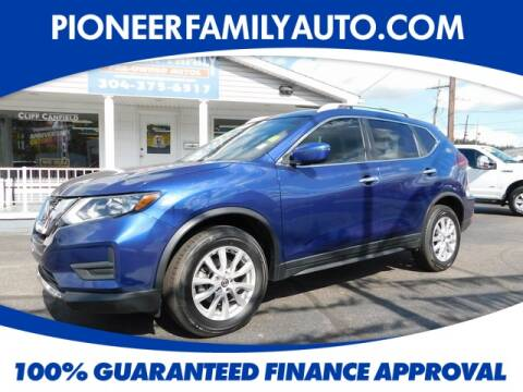 2018 Nissan Rogue for sale at Pioneer Family Preowned Autos in Williamstown WV
