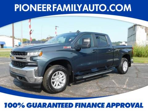 2020 Chevrolet Silverado 1500 for sale at Pioneer Family Preowned Autos in Williamstown WV