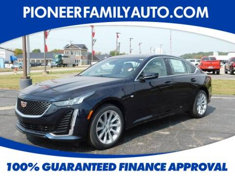 2020 Cadillac CT5 for sale at Pioneer Family Preowned Autos in Williamstown WV