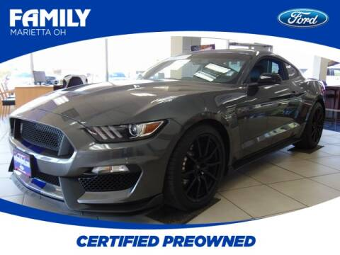 2016 Ford Mustang for sale at Pioneer Family Preowned Autos in Williamstown WV