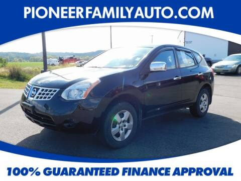 2009 Nissan Rogue for sale at Pioneer Family Preowned Autos in Williamstown WV