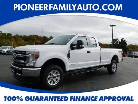 2020 Ford F-250 Super Duty for sale at Pioneer Family Preowned Autos in Williamstown WV