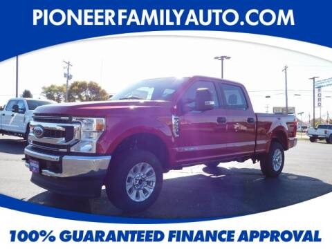 2020 Ford F-350 Super Duty for sale at Pioneer Family Preowned Autos in Williamstown WV