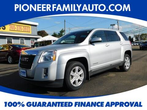 2015 GMC Terrain for sale at Pioneer Family Preowned Autos in Williamstown WV