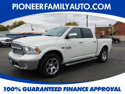 2017 RAM Ram Pickup 1500 for sale at Pioneer Family Preowned Autos in Williamstown WV