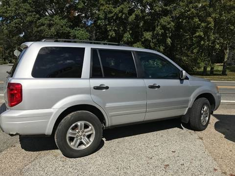 2005 Honda Pilot for sale at Gaybrook Garage in Essex MA