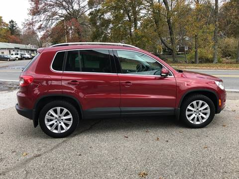 2009 Volkswagen Tiguan for sale at Gaybrook Garage in Essex MA