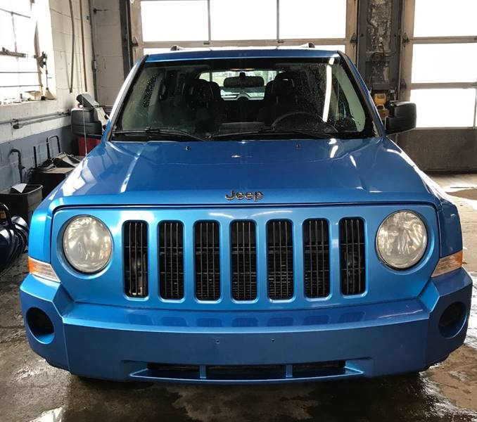 2008 Jeep Patriot for sale at Gaybrook Garage in Essex MA